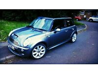 53 Mini Cooper S supercharged