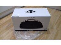 "Harman Kardon Go + Play Portable Bluetooth Speaker - Black **New & Sealed"""""
