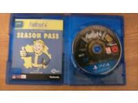 Fallout 4 ps4 game brilliant condition