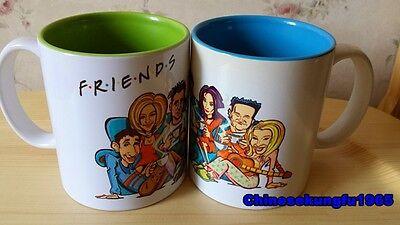 TV Serious Friends Mug Coffee Cup Ross Rachel Joey Monica Phoebe Chandler New
