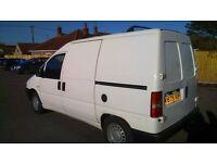 Peugeot expert 1.9D 2001