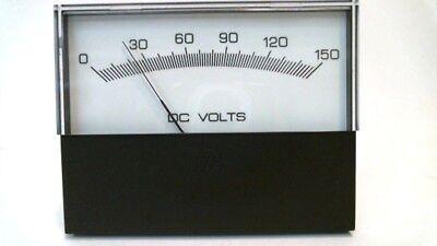 New Yokogawa 264320pzpz9 0-150 Vdc Voltmeter Nib