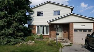 Well maintained 4 bedroom detached corner lot