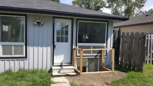 Bright newly renovated lower level 2 bedroom of legal duplex!