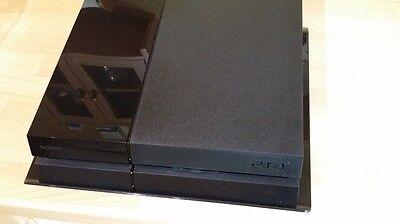 USB Design Kühler Lüfter  passend für PS4 Playstation 4 Zubehör NEU Schwarz