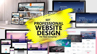 3 Page Custom Wordpress Website Design We Design Amazing Looking Websites