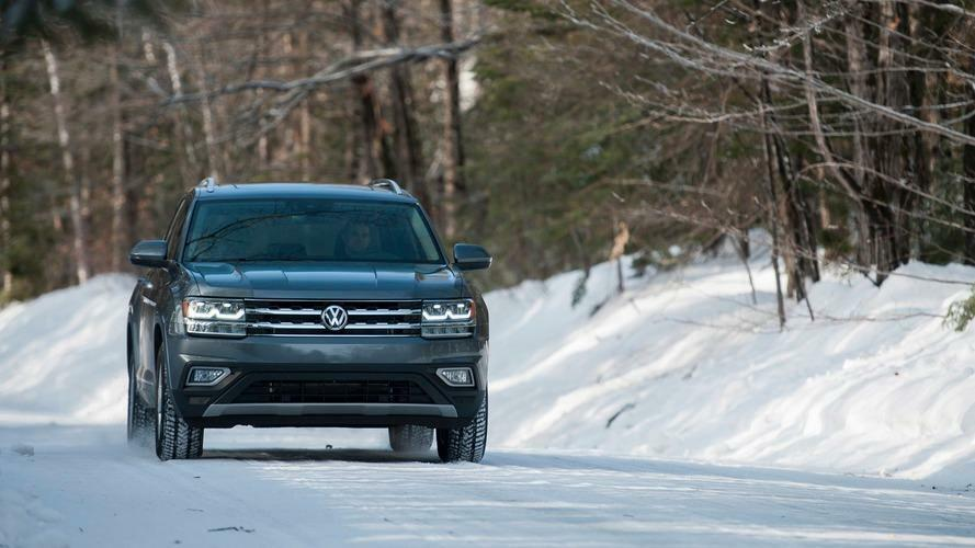 VOLKSWAGEN ATLAS Winter Tire Package Special ***wheelsco*** | Tires & Rims | Canada | Kijiji