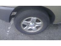 Toyota Rav4 x5 Wheels & Tyres