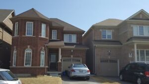 Almost New - 4 bedroom detached home in North Oshawa