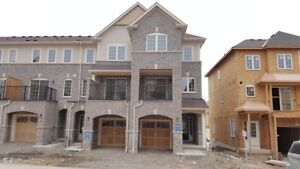 Brand new 3 bedroom end unit townhouse - Ajax