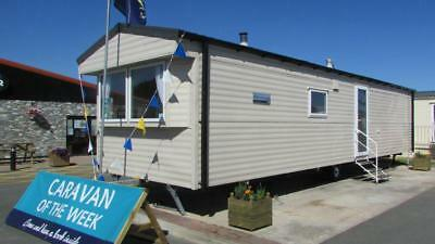 2016 WILLERBY DISCOVERY / STATIC CARAVAN FOR SALE / NORTH WALES / 2020 FEES INC