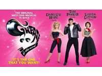4 x tickets to Grease at The Theatre Royal Plymouth