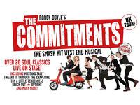 4 x The Commitments 2017 Tickets.. Saturday 18th February.. Grand Opera House, York, YO1 9SW.. 19:30