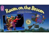 2 x Room on the broom tickets for sale