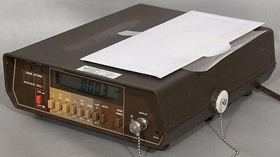 Keithley 485 Autorange Picoammeter Pico Amp Meter Calibrated Till 112114