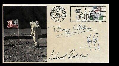 Moon Landing Apollo 11 collector envelope w original period stamp *OP1407