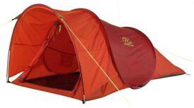 708dde03473 Highlander 2 man pop-up tent