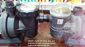 POOL PUMP REAL 1 HP  ESPA/DAVEY/STARKE REPLACEMENT SAA APPROVED Kincumber Gosford Area Preview