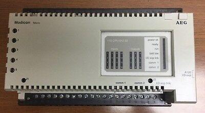 Modicon 110cpu51203 Micro Cpu 512 03