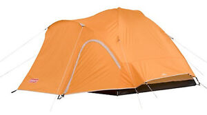 NEW! COLEMAN Hooligan 3 Person Camping Dome Tent w/ WeatherTec System - 8' x 7'