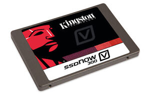60 GB SSD Kingston SSDNow V300 SandForce 450 MB/s SATA 6 Gb/s 7mm SV300S37A/60G