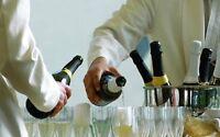 Vous cherchez serveurs ou barmans pour vos partys? Nous l'avons!