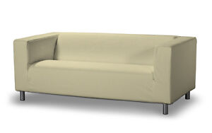 New Faux Leather Cover To Fit The Ikea 4 Seat Klippan Sofa