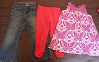 Girl's clothes size 3