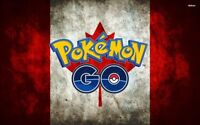Pokemon Go Canada NEW Facebook Group for all of Canada