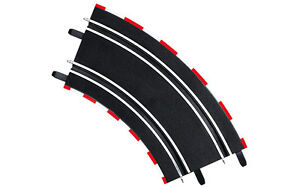 Carrera-GO-Curve-2-45-for-1-43-slot-car-track-4-pk-61617