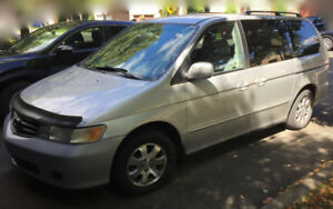 2004 Honda Odyssey For Sale