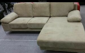 2PCS FABRIC SECTIONAL $449 LOWEST PRICE Kitchener / Waterloo Kitchener Area image 1