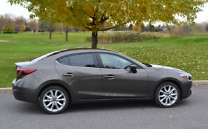 2014 MAZDA MAZDA3 GT - LUXURY | NAV | SUNROOF