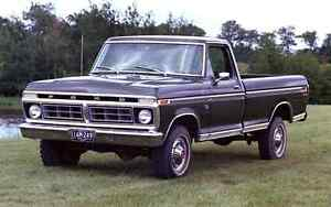 WANTED - 1972 to 1986 Ford F-150 4x4 West Island Greater Montréal image 3
