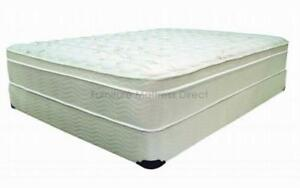 ***BLOWOUT SALE**** ORTHOPEDIC EURO TOP MATTRESS- QUEEN SIZE **LOWEST PRICES