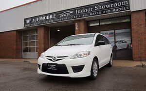 2010 Mazda Mazda5 GS LOW KMS NO ACCIDENT 6 PASSENGERS