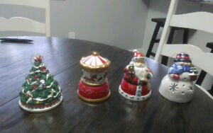 Light up Christmas Ornaments - $5