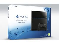 SONY PLAYSTATION 4 1TB ULTIMATE PLAYER EDITION CONSOLE BRAND NEW SEALED