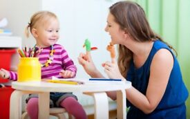 Babysitter mothers help childcare services available English & Russian speaking from £7 / h