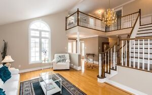Large Custom Built Home - Open House Sun 2-4 pm