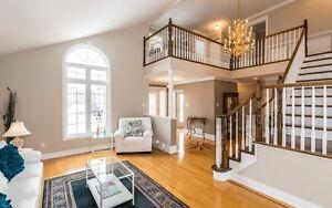 Large Custom Built Home - Open House Sun 2-4 pm