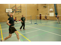 Badminton club - all players welcome