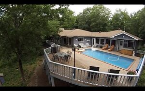 Executive Waterfront Home For Sale