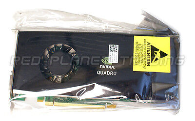 New Dell X9YDW Nvidia Quadro FX 3800 1GB GDDR3 DUAL DP / DVI Video Graphics Card