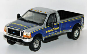 Matchbox 1/24 1999 Ford F-350 Diecast Pickup Goodyear Used