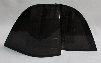 LED RÜCKLEUCHTEN SET für MERCEDES BENZ W163 M-KLASSE 97-05 SCHWARZ BLACK SMOKE