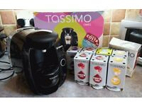 Tassimo Amia Bosch Hot Drinks Coffee Maker - Excellent Condition