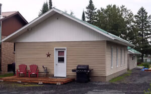 3 bdroom cabin for rent Close to Hwy 11, Iroquois Falls.