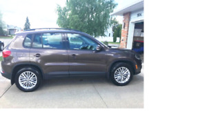 2015 VW Tiguan Special Edition amazing SUV a absolute must see