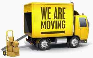 BEST MOVING RATES IN Alberta -  START FROM ONLY $55/HR